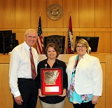 2016 Clerk of the Year – Marie Johnson